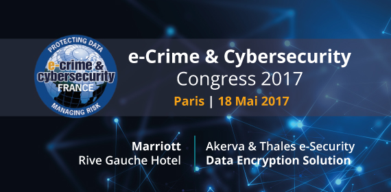 Akerva au e-Crime & Cybersecurity Congress 2017